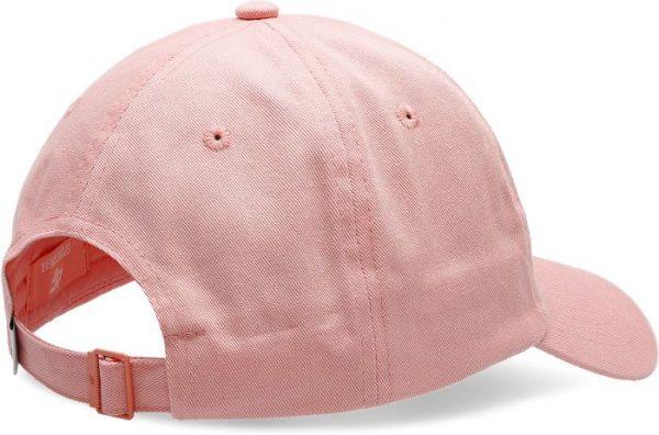 czapeczka z daszkiem damska 4f h4l20-cad007 różowa tył