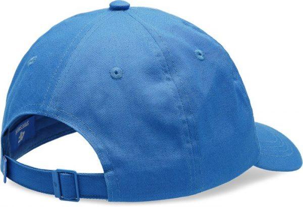 czapka z daszkiem męska 4f h4l20-cam009 niebieska tył