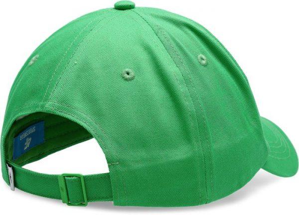 czapka z daszkiem męska 4f h4l20-cam009 zielona tył
