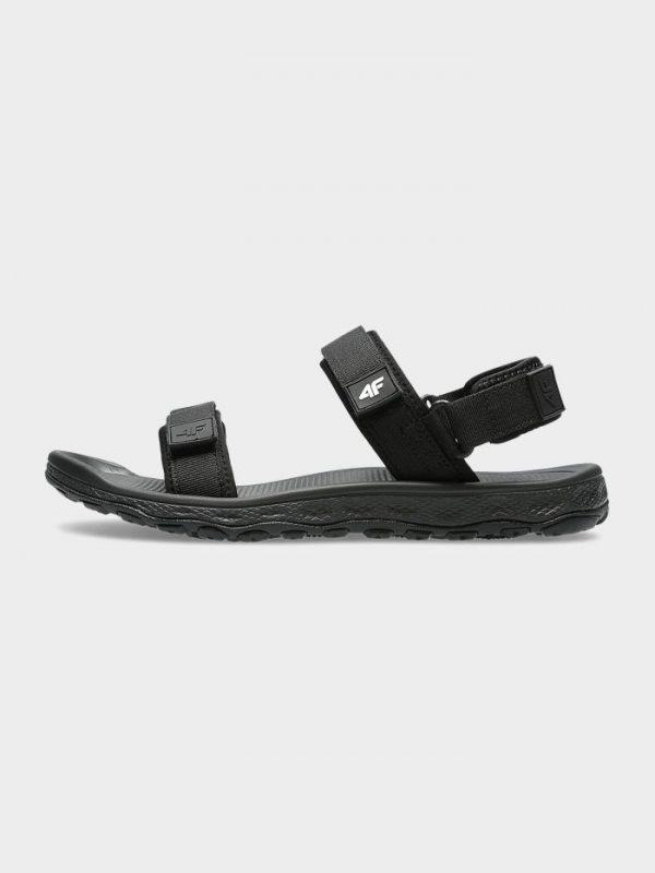 sandały sportowe męskie 4f h4l20-sam001 czarne