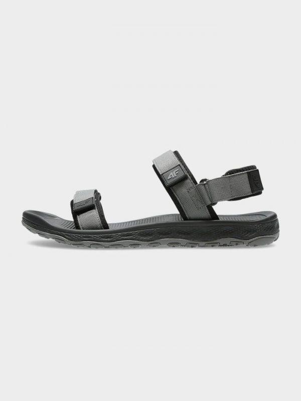 sandały sportowe męskie 4f h4l20-sam001 szare