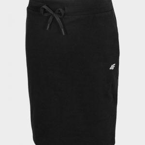 spódnica dresowa 4F h4l20-spud010 czarna