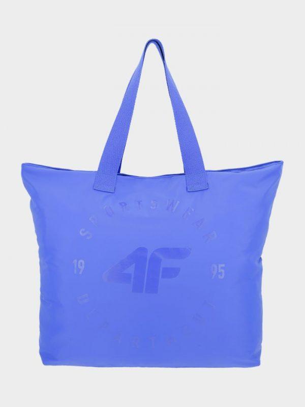 Torba plażowa 4F h4l20-tpl001 niebieska