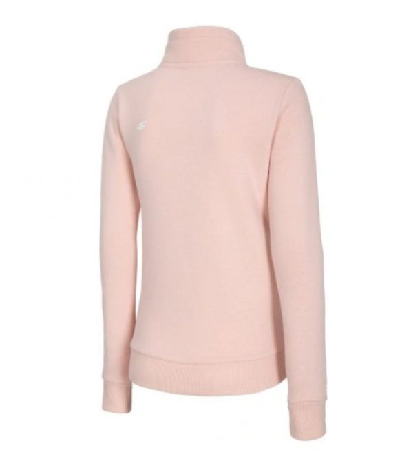 bluza damska 4f różowa nosh4-bld003 - tył