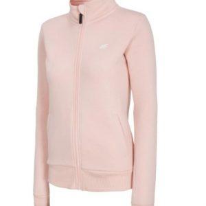 bluza damska 4f różowa nosh4-bld003